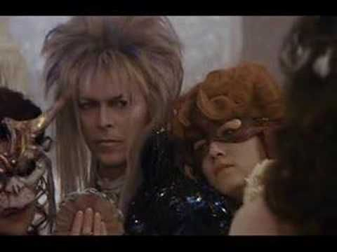 "Good night and RIP DAvid Bowie ""Underground"" (Labyrinth Soundtrack) - David Bowie - YouTube"