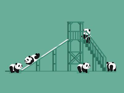 panda,cute