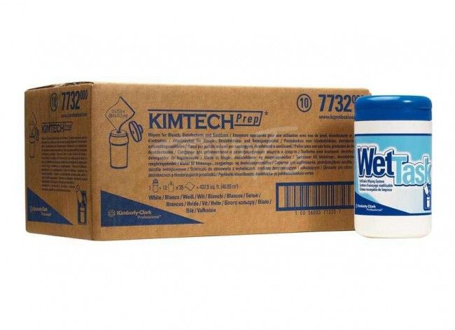 Lavete industriale cu folosinta limitata : Lavete umede Kimtech – Kimberly Clark 7732