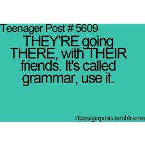 teenager posts in order starting with #1 | TEENAGER POST