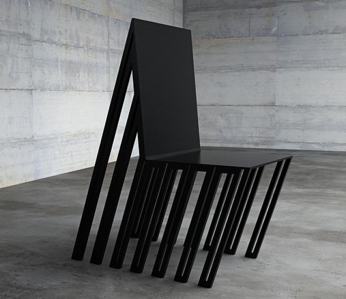 The Majoria Chair by Stelios Mousarris on QRATOR.COM!