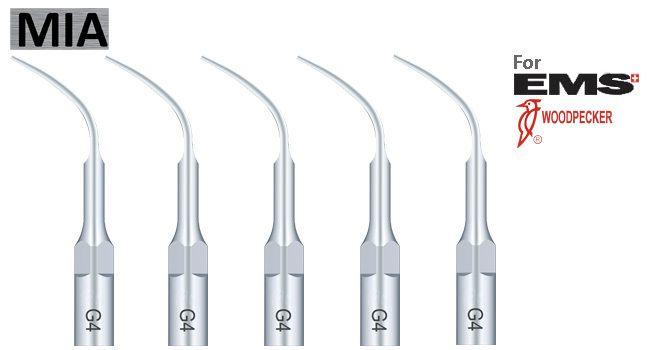 tools for dentist teeth whitening dental equipment and dental instrument ultrasonic dental scaler tip for EMS WOODPECKER G4
