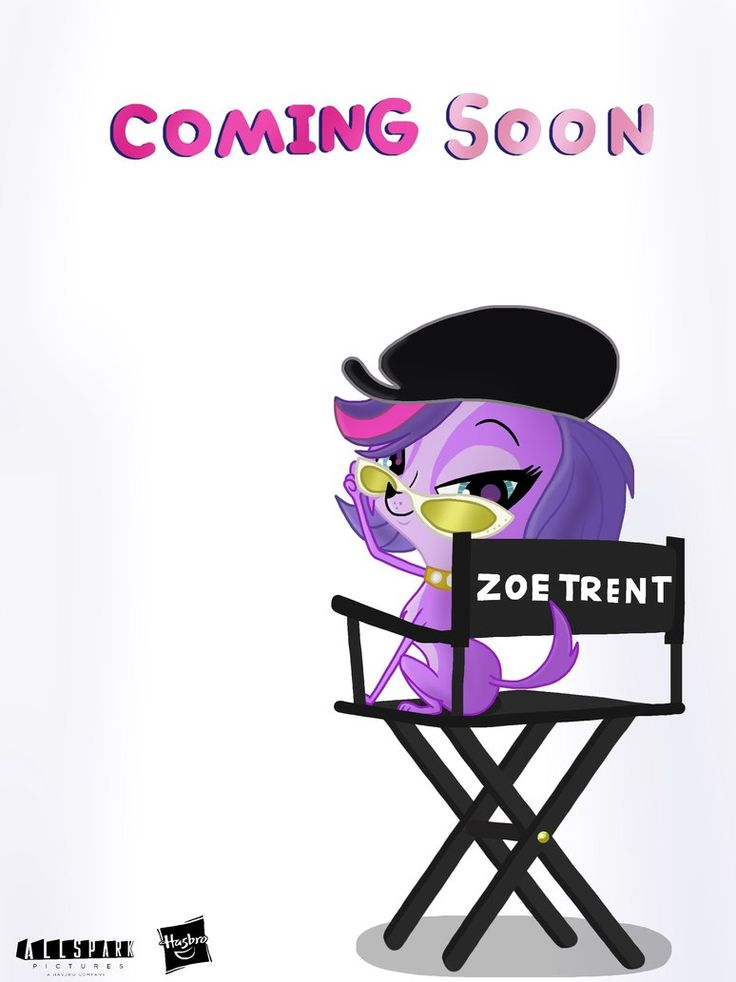 Hasbro Movie Idea: LPS the Movie teaser by JustSomePainter11