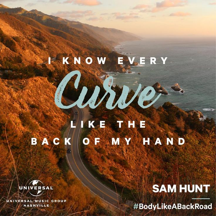 """ICYMI: Sam Hunt's new single """"Body Like A Back Road"""" is one of our new favorite jams!"""