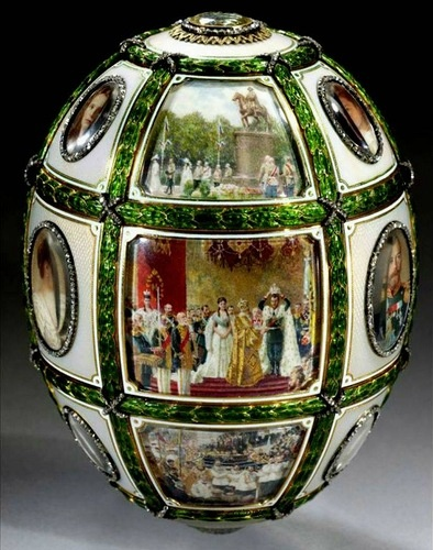 Carl Faberge's masterpieces | Viola.bz