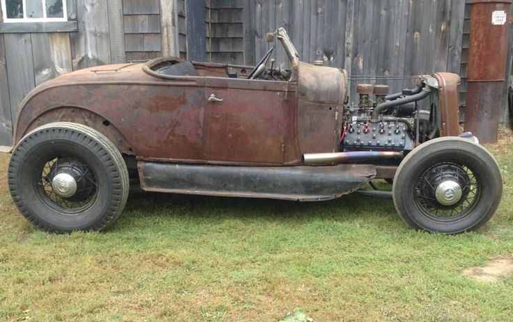 Pin by Amy McVey on Traditional Hot Rods Old hot rods
