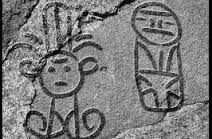 Résultats de recherche d'images pour «art precolombien roches gravées»