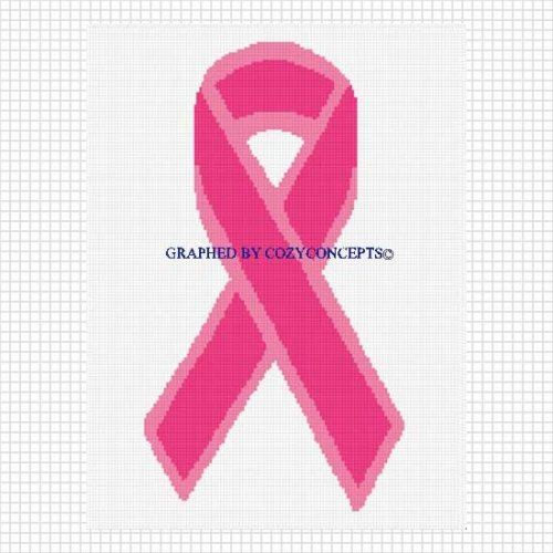 111 Best Images About Crochet Breast Cancer On Pinterest