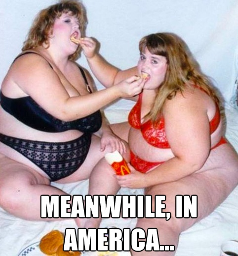 Meanwhile, in America   50 Funniest Meanwhile, in America Meme Pics & Gifs (Page 7)