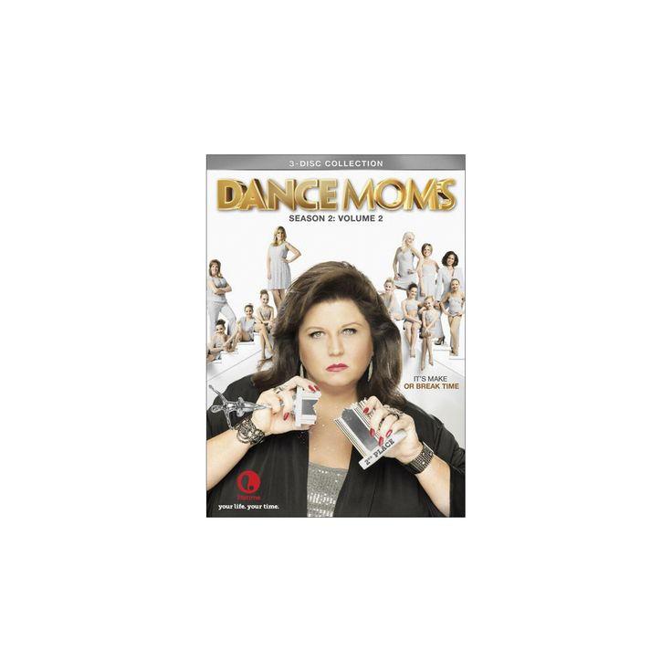 Dance moms:Season 2 vol 2 (Dvd)
