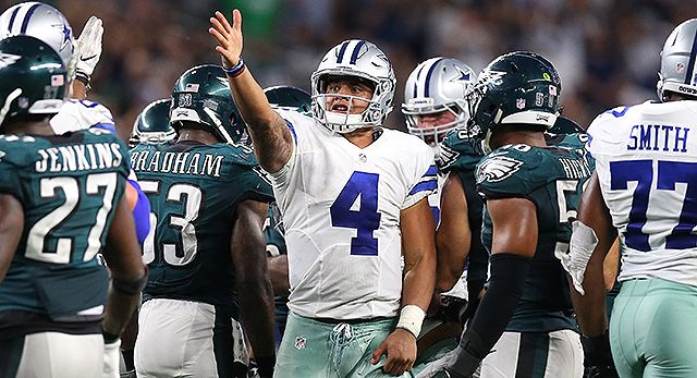 Dak Prescott says Cowboys will win the NFC East | CSN Philly