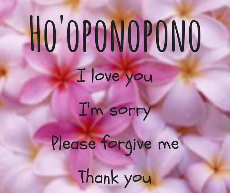 Ho'oponopono (pronounced hoe-oh-pono-pono) is asimple yet profound technique- which can be used in meditation or in response to a stresssituation - is an ancient Hawaiian practice for reconcilia...