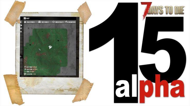 7 Days to Die (15 alpha) ► Не выкопанный клад