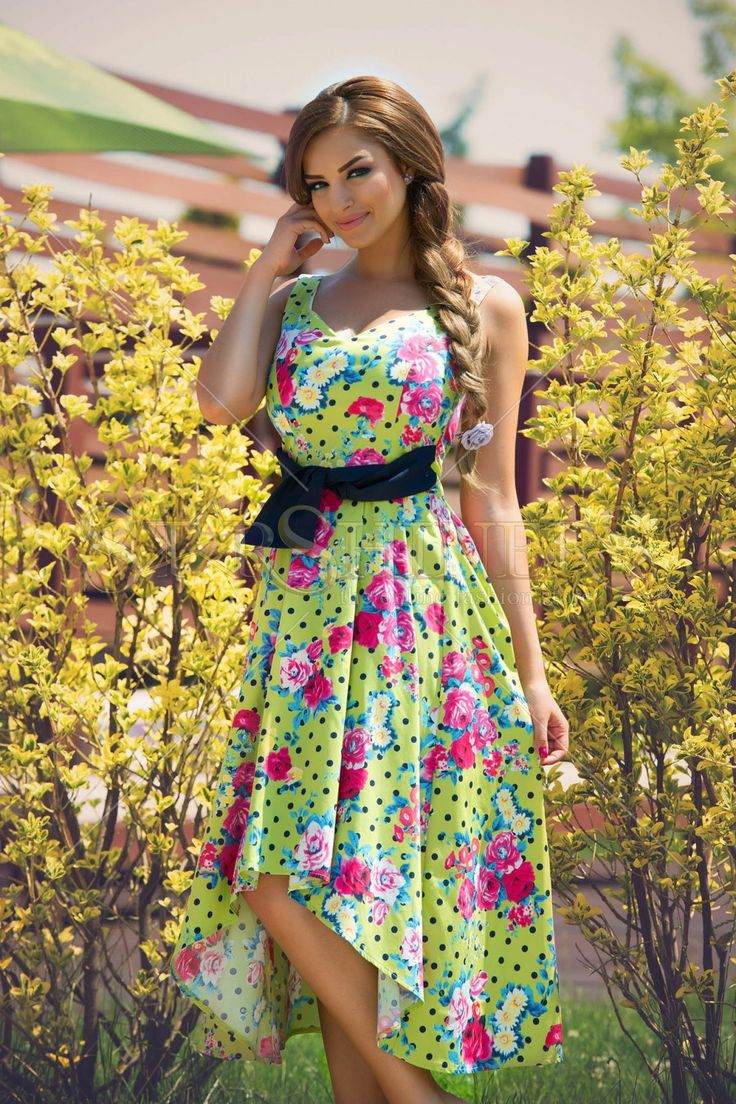 LaDonna Splendid Choice Green Dress