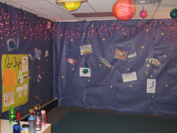 Space Themed Classroom Ideas : Solar system classroom themes pinterest