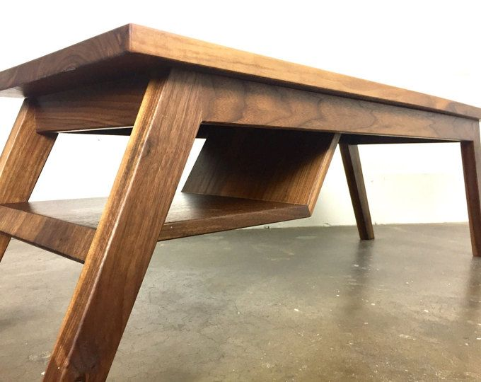 Mediados siglo mesa de centro moderna mesa de centro moderna, mesa, moderno danés, tabla