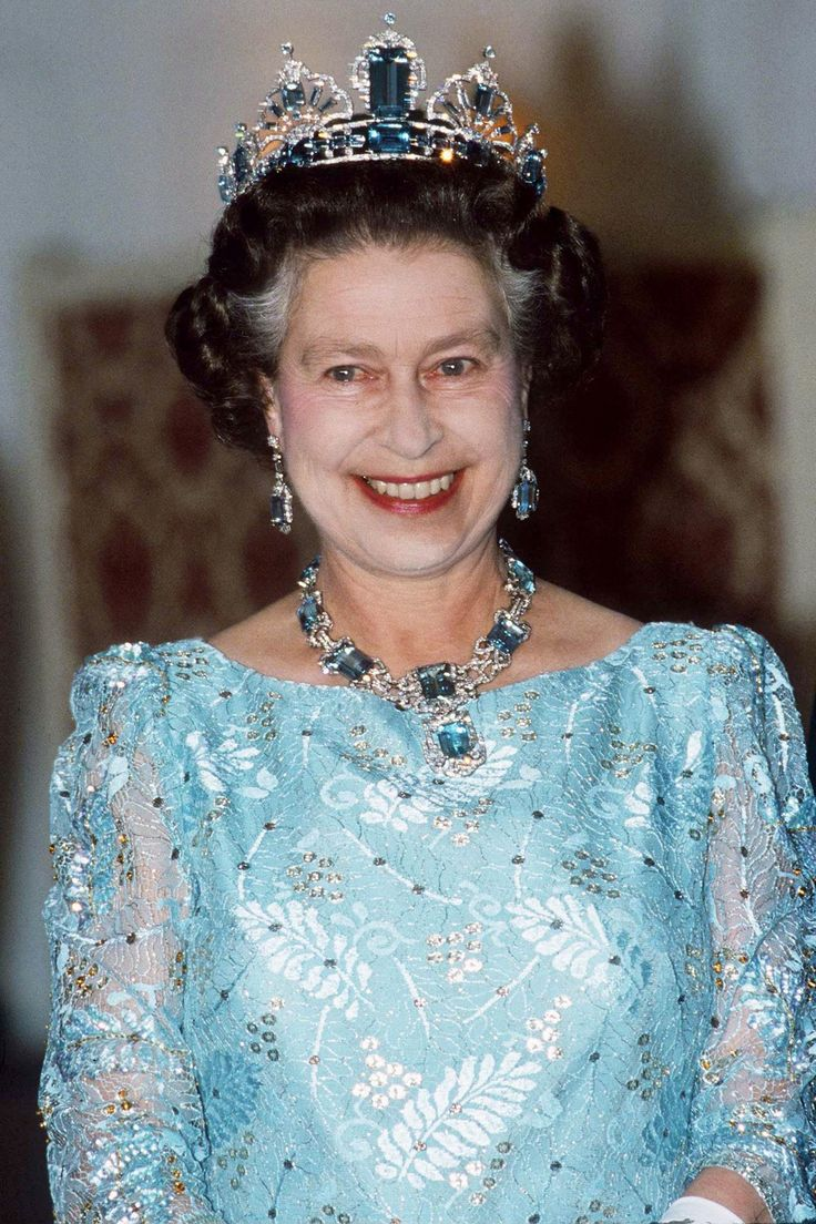 The Most Epic Royal Jewelry in History Queen elizabeth