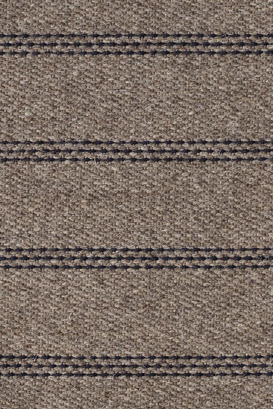 Heywood in Midnight. From the Tailormade collection of flatweave wool rugs. Made to measure and woven to order in Fall River, USA.
