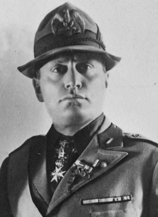 132 Years Ago Today Sunday 29th of July 1883 Leader of the Italian National Fascist Party Benito Amilcare Andrea Mussolini aka Il Duce is born in Via Varano Costa Nuova, Dovia di Predappio, Emilia-Romagna, Italy.
