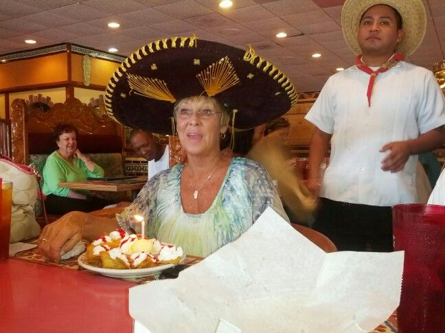 Lynnes 36 th birthday at Aztecs  :)