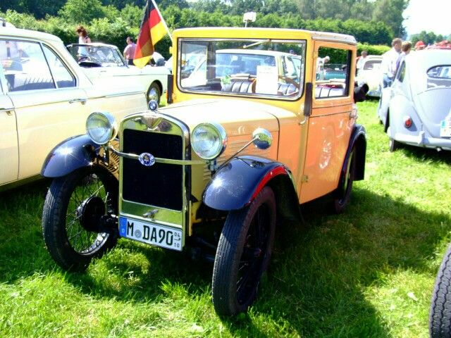 BMW Dixi 1930 15Ps
