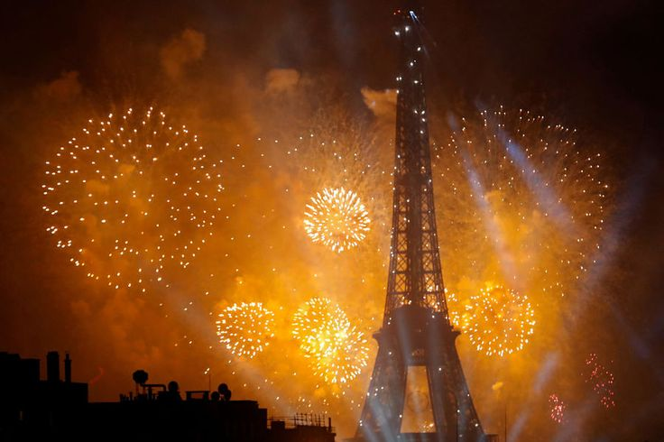 Paris feu artifice 18