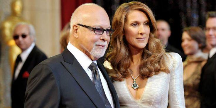 René Angélil, mari et imprésario de Céline Dion, est décédé
