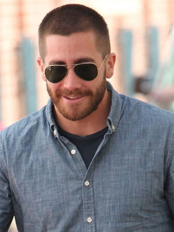 Jake Gyllenhaal Ray Ban Aviator Sunglasses