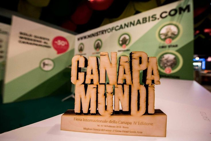 #awards #prize #winning #canapamundi #2018 #BestCannabisSeedsBank #Best #seeds #cannabis #marijuana #weed #rome #Italy #MinistryOfCannabis
