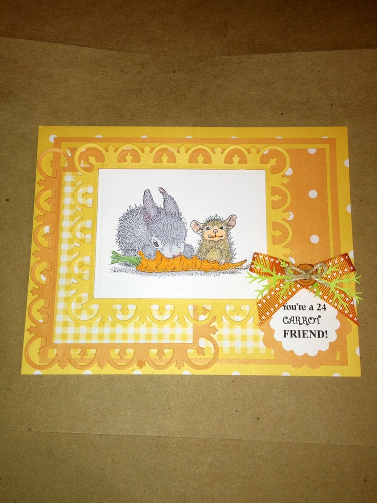 Cards-House Mouse