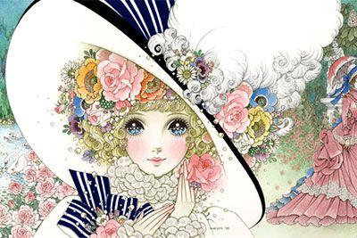 時代の分化を彩る少女画家・高橋真琴の個展「マコトイズムの少女たち」伊勢丹新宿本店で開催   ニュース - ファッションプレス