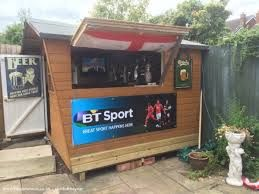 i want to turn my shed into a bar - Google Search
