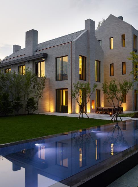 wonju residential resort, korea Piet Boon