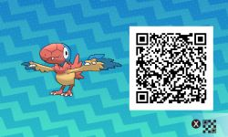 The very first bird Pokémon. Very ancient. Very cool.