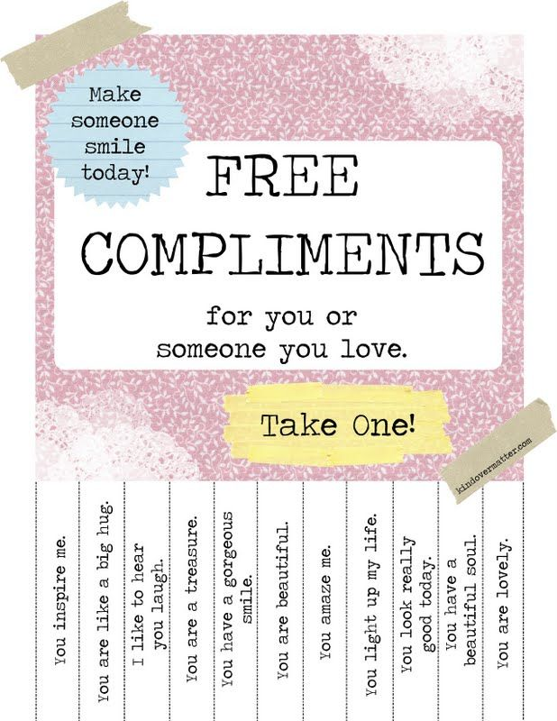 Free Compliments! For More Quotes Follow Me ~~ https://www.facebook.com/myhealthyhabitz