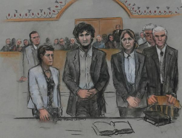 7/6    Condemned Boston Marathon bomber files motion for new trial