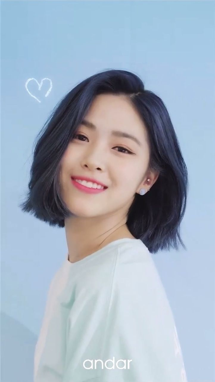 Image Discovered By Nobody Like Ryu Find Images And Videos About Kpop Girls And Icon On We Heart It The Ap Ide Potongan Rambut Ide Warna Rambut Gaya Rambut
