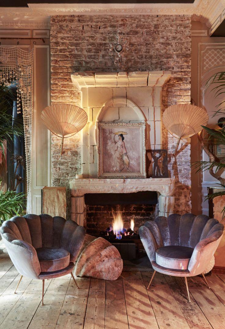 Oh hi beautiful chairs! Sera Hersham-Loftus / Sera of London