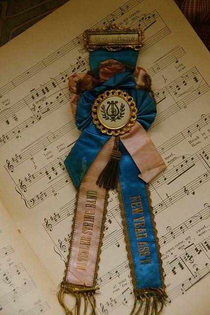 Music Director Award Ribbon