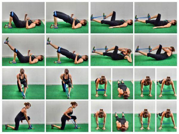 The Mini Band Full-Body Workout |