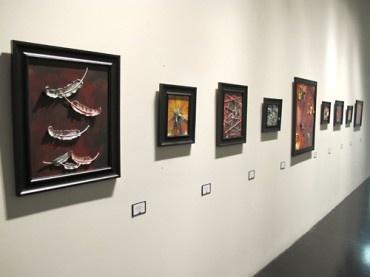 Tactile Art Show.