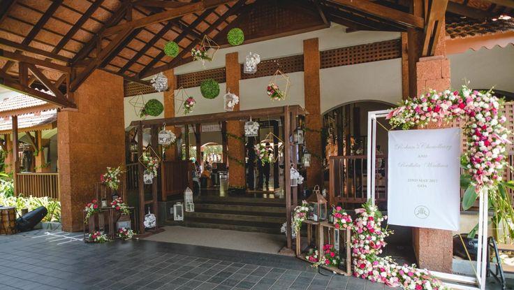 Entrance Arch Main Entry