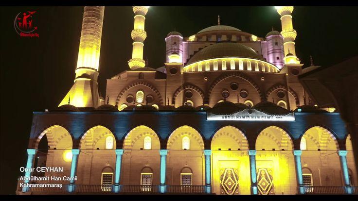 Ülken için uç - Ülkemizin bir birinden güzel camilerinin havadan görüntüleri. Paylaşın herkes görsün.