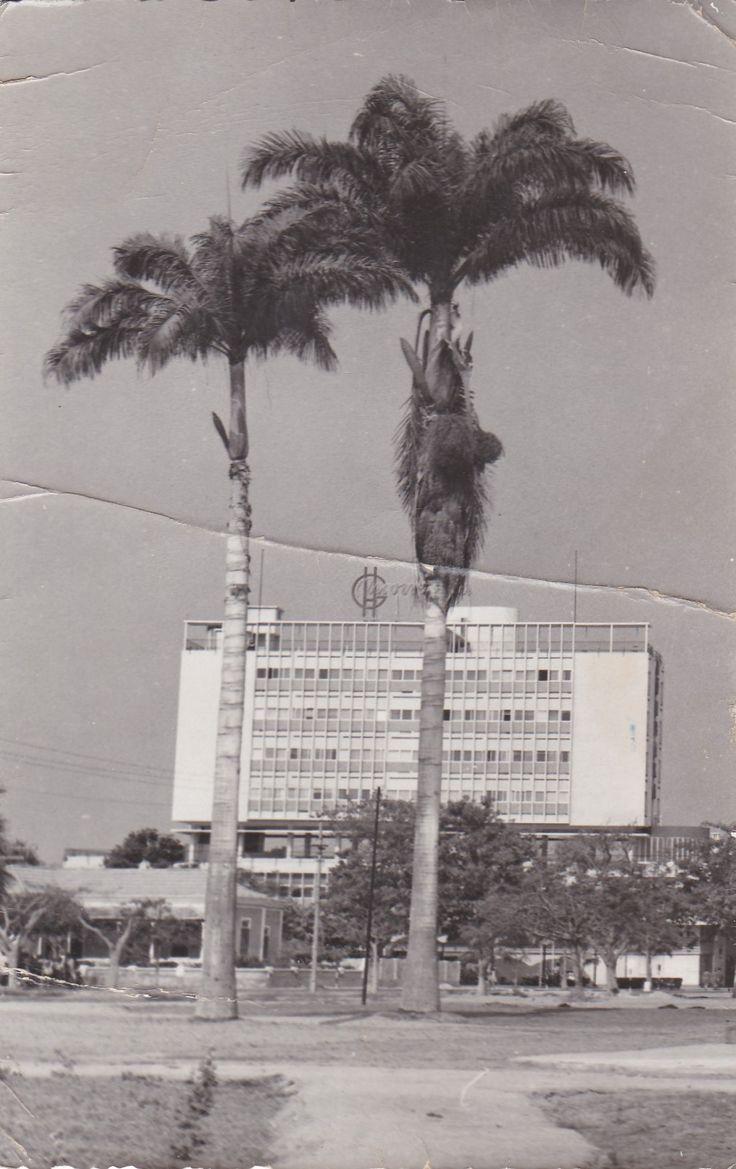 Angola - Benguela - Hotel Mombaka