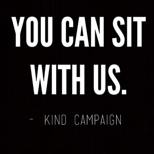 spread the power of kindness. freetobekind