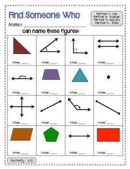 299 best 3rd-4th Grade Geometry images on Pinterest ...