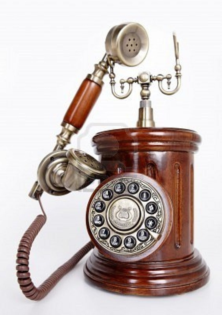 really cool old phone