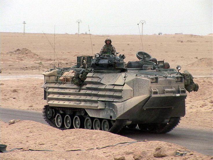 Assault Amphibious Vehicle - Wikipedia