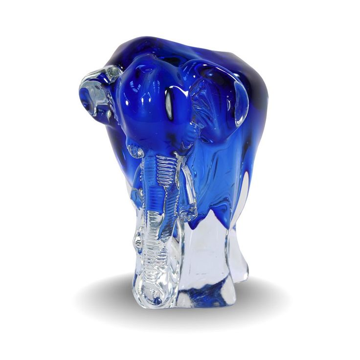 17 Best Images About Murano Glass Elephants On Pinterest