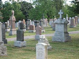 St. John's Cemetery Norway est. 1853